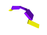Bicolor Hopper