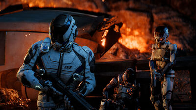 'Mass Effect Andromeda' Is Already Everything We Hoped It Would Be