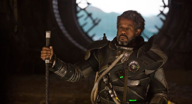 Saw Gerrera Rogue One