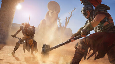 Should There be More Gore in 'Assassin's Creed Origins'?