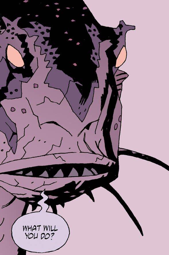 Hellboy The Bog Roosh
