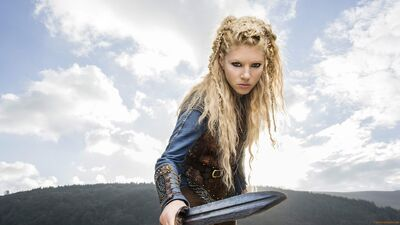 9 Times Lagertha Was the Baddest Viking Ever