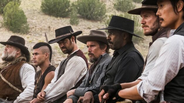 box office magnificent seven
