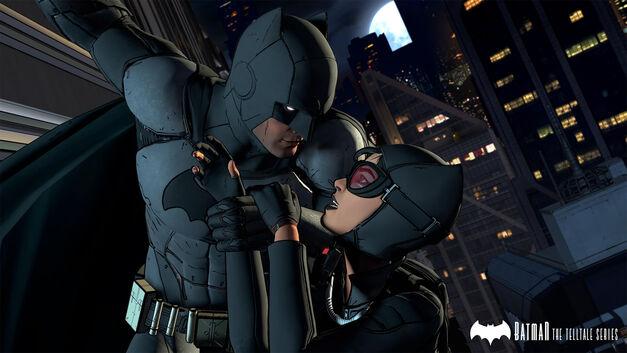 Batman Telltale Bruce Selina