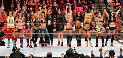 The Women's Revolution Opens Doors for WWE