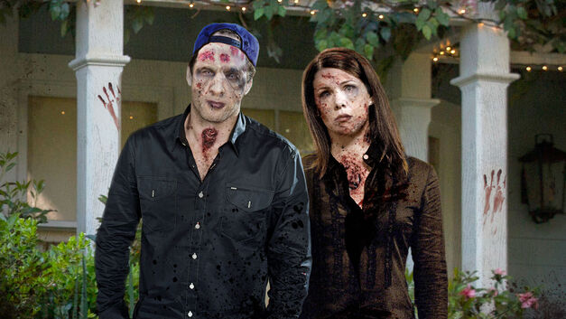 Just-Add-Zombies-gilmore-girls