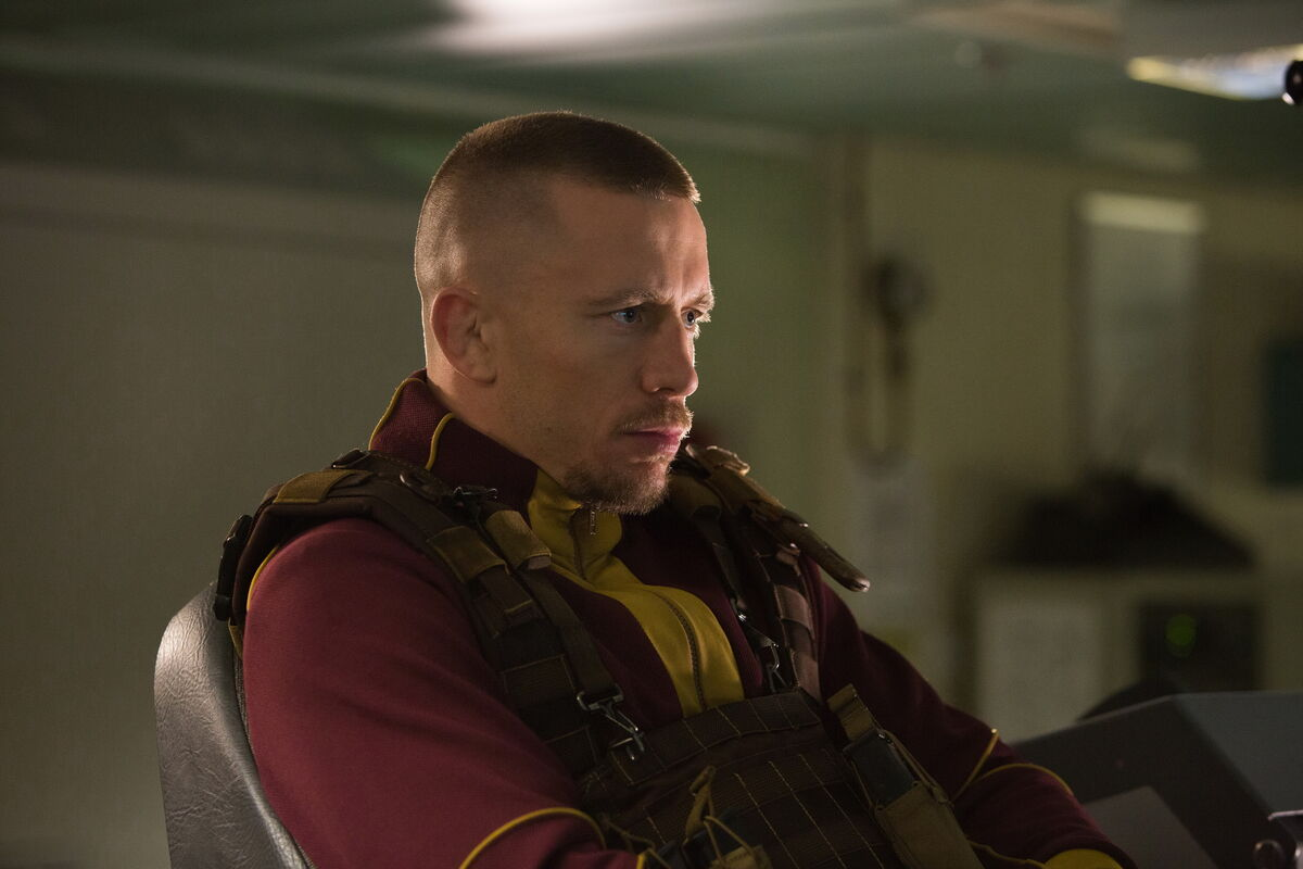 Marvel captain america batroc georges st-pierre