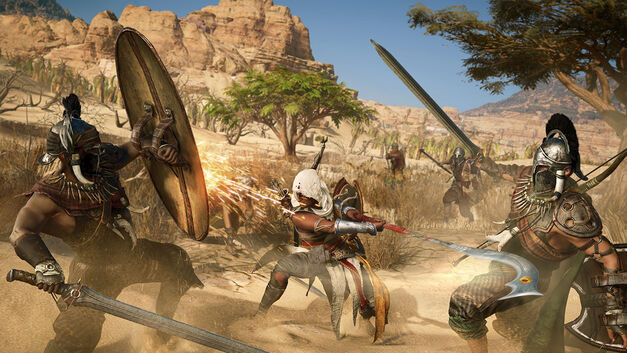 Assassin's Creed Origins preview