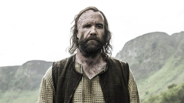 Sandor the Broken Man