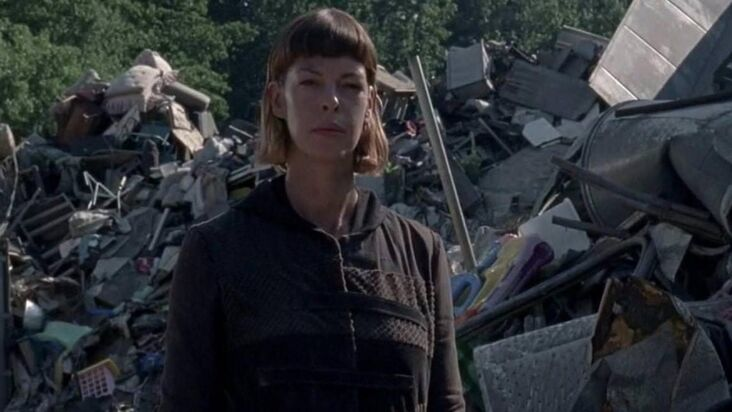 Jadis Takes NSFW Rick Pics on 'The Walking Dead' & It's Weirding Twitter Out