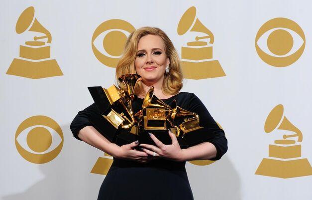 Grammys Adele