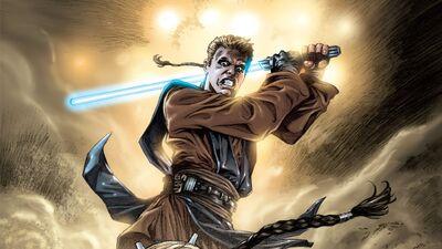 The Star Wars Comics Behind 'The Clone Wars'