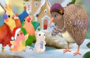 3rd & Bird Mrs Billingsley A Very Squooky Christmas!