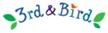 3rd & Bird logo
