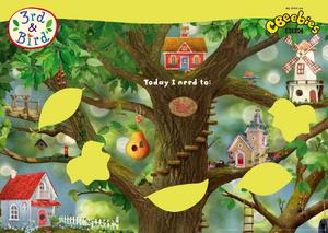 3rd & Bird Tree
