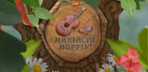 Mariachi Muffin!