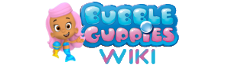 Bubble Guppies Wiki Logo