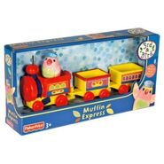 Muffin Express Playset