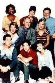 3rd Rock Characters