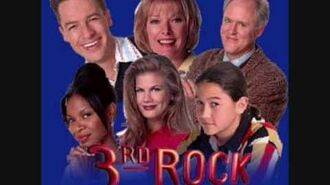 Third Rock from the Sun Opening Theme - Only Theme - 3rd Rock