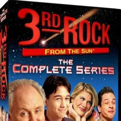 Complete Series DVD (Alternative)