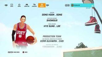 3on3 Freestyle (NA) Credits