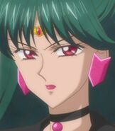 Sailor Pluto in Pretty Guardian Sailor Moon Crystal