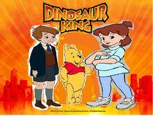 Dinosaur King (4000Movies style)