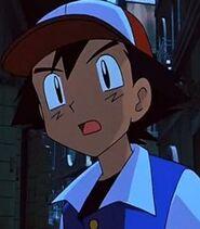 Ash Ketchum in Pokemon Heroes