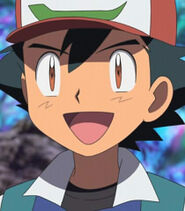 Ash Ketchum in Pokemon the Movie I Choose You