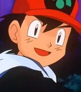Ash Ketchum in Pokemon Destiny Deoxys