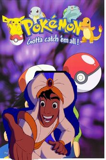 Pokemon 1997 poster (4000Movies)