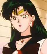 Sailor Pluto in Sailor Moon Super S the Movie