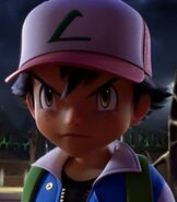 Ash Ketchum in Pokemon the Movie Mewtwo Strikes Back Evolution