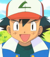 Ash Ketchum in Game Boy Advance Video