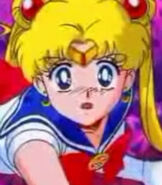 Sailor Moon in Sailor Moon R the Movie