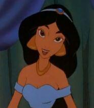 Jasmine in The Return of Jafar