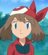 May in The Mastermind of Mirage Pokemon