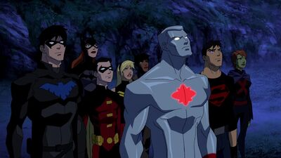 'Young Justice' Adds Three New Heroes