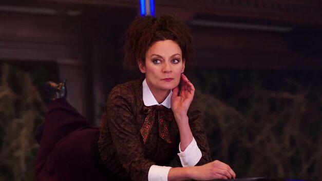 Doctor Who Season 10 Missy