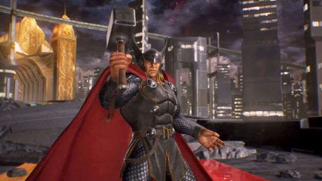 Thor – Marvel vs Capcom Infinite Roster