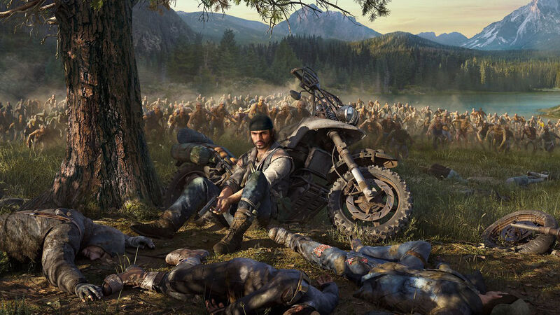 Days Gone' Review: Biker Bros and Impressive Tech Can't Save