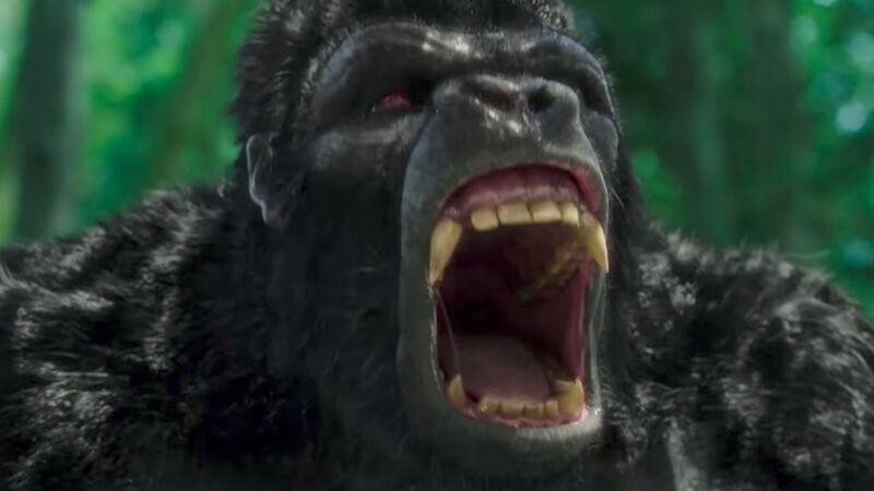 Legends of Tomorrow Gorilla Grodd