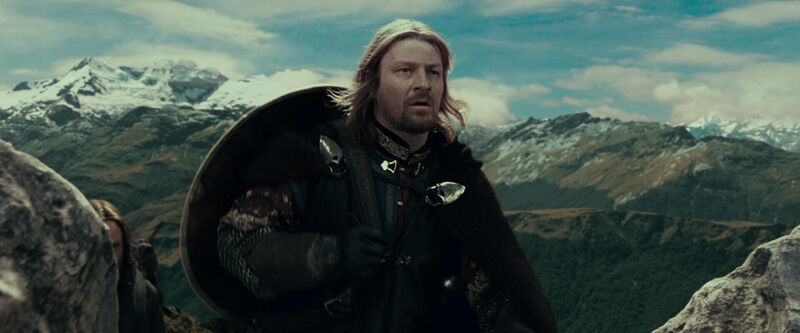 Boromir - The Lord of the Rings - The Fellowship of the Ring