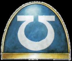 Ultramarines shoulder official