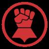 Crimson fists icon