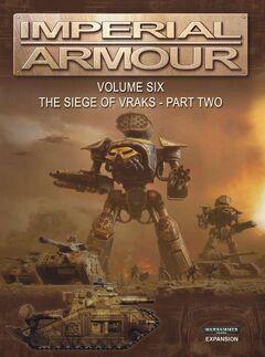 Imperial armour volume 6