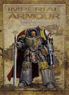 Imperial armour volume 9