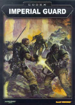 Codex Imperial Guard 4th Cover