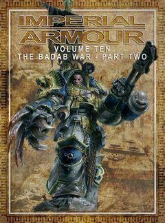 Imperial armour volume 10